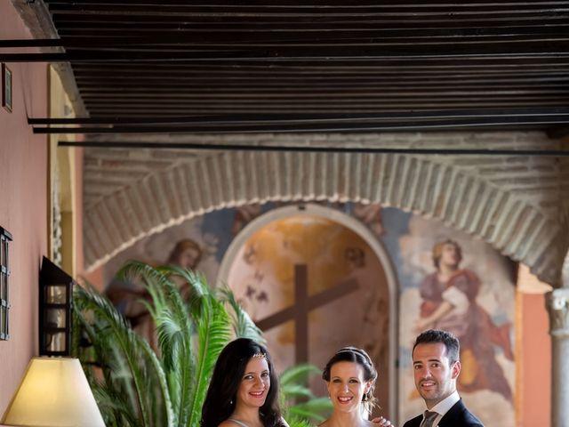 La boda de Dani y Rosa María en Granada, Granada 26