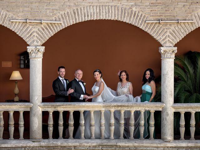La boda de Dani y Rosa María en Granada, Granada 27