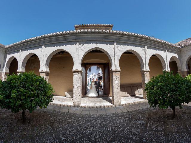 La boda de Dani y Rosa María en Granada, Granada 31