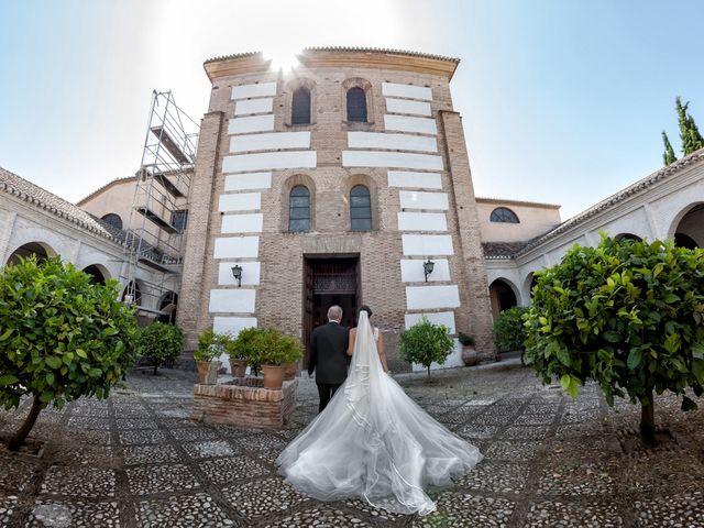La boda de Dani y Rosa María en Granada, Granada 32