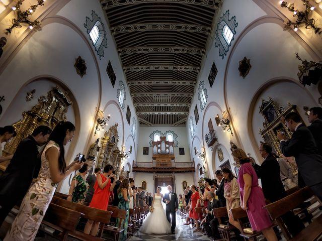 La boda de Dani y Rosa María en Granada, Granada 33