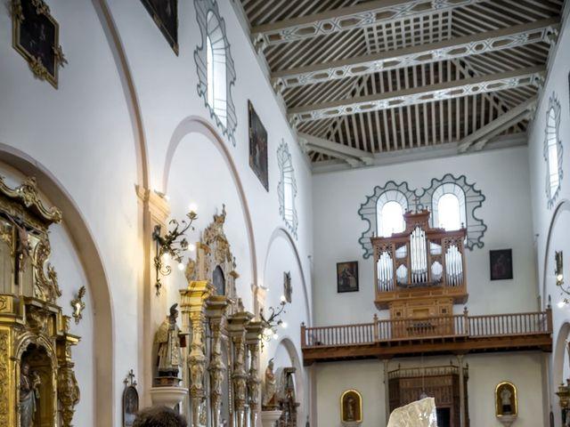 La boda de Dani y Rosa María en Granada, Granada 35