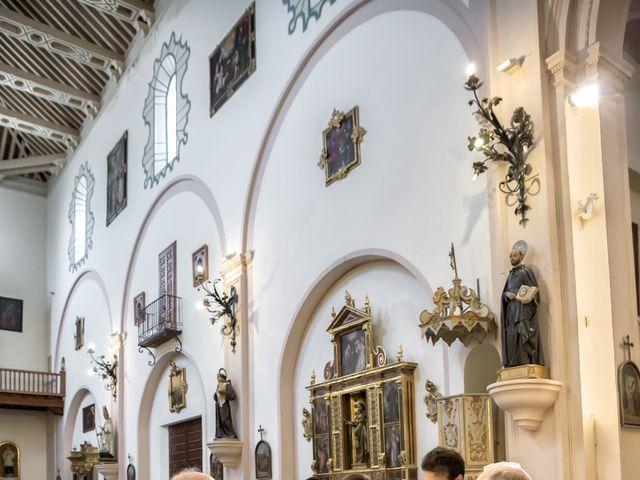La boda de Dani y Rosa María en Granada, Granada 42