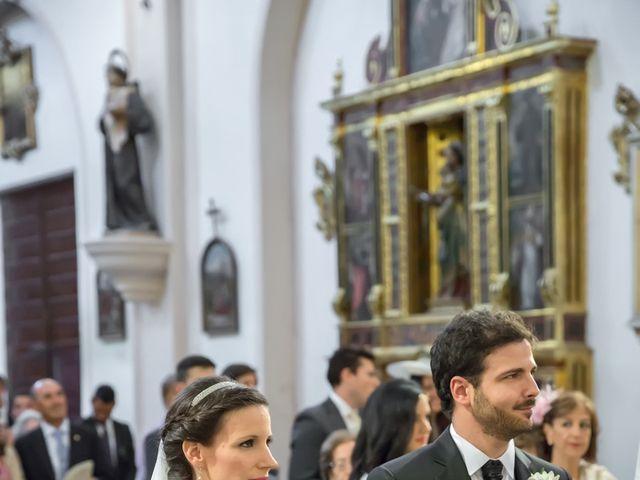 La boda de Dani y Rosa María en Granada, Granada 43