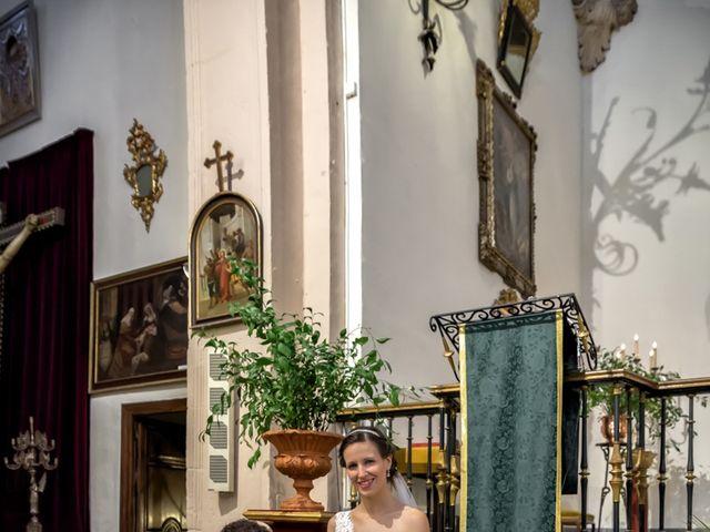 La boda de Dani y Rosa María en Granada, Granada 44