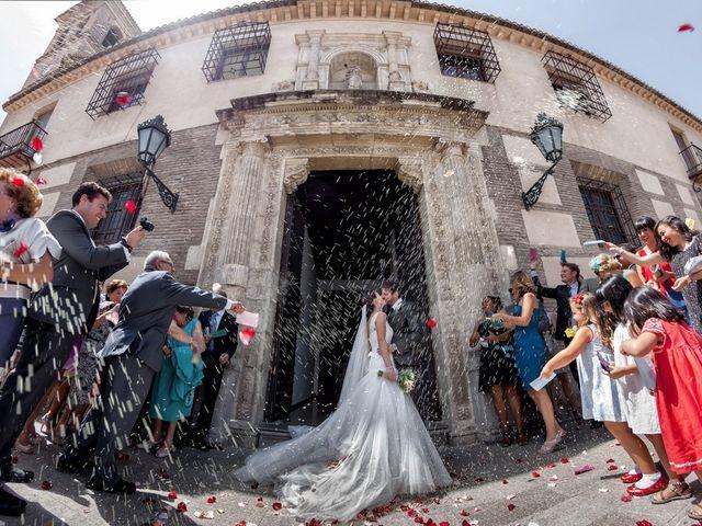 La boda de Dani y Rosa María en Granada, Granada 46