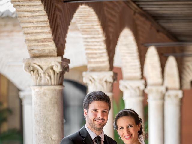 La boda de Dani y Rosa María en Granada, Granada 47