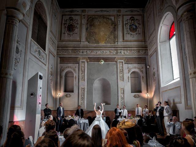 La boda de Dani y Rosa María en Granada, Granada 52