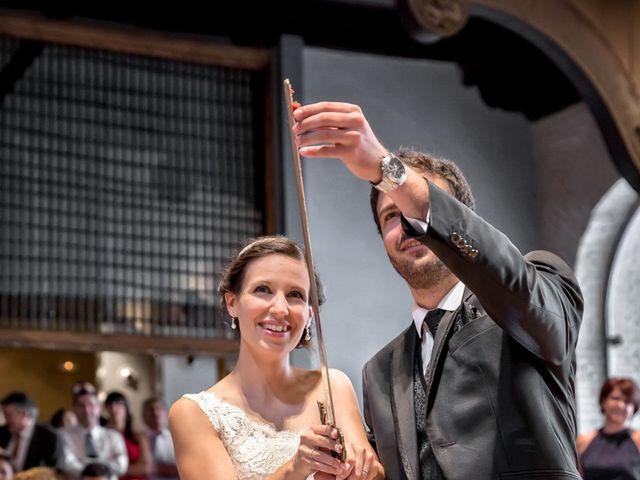 La boda de Dani y Rosa María en Granada, Granada 54