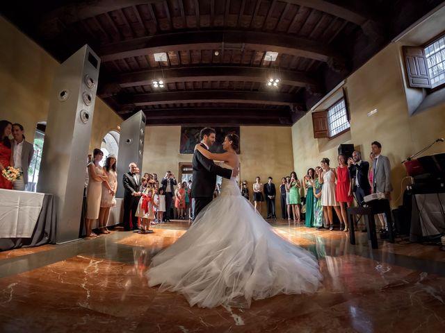 La boda de Dani y Rosa María en Granada, Granada 56