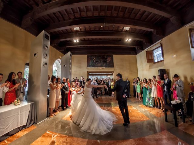 La boda de Dani y Rosa María en Granada, Granada 58