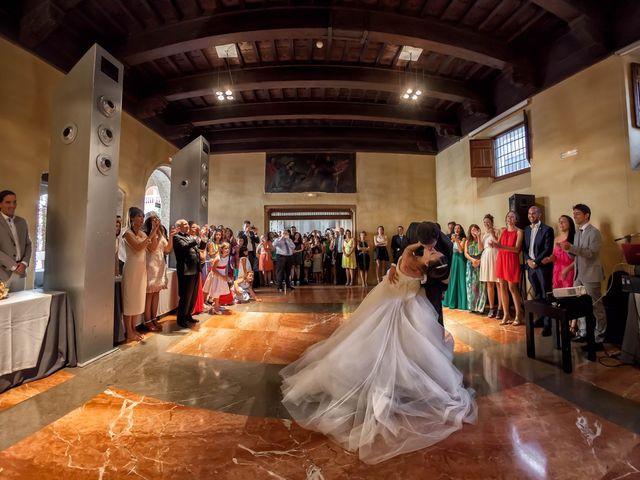 La boda de Dani y Rosa María en Granada, Granada 59