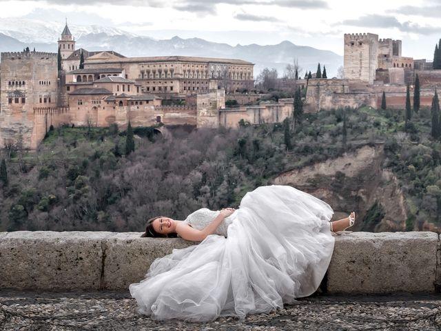 La boda de Dani y Rosa María en Granada, Granada 2