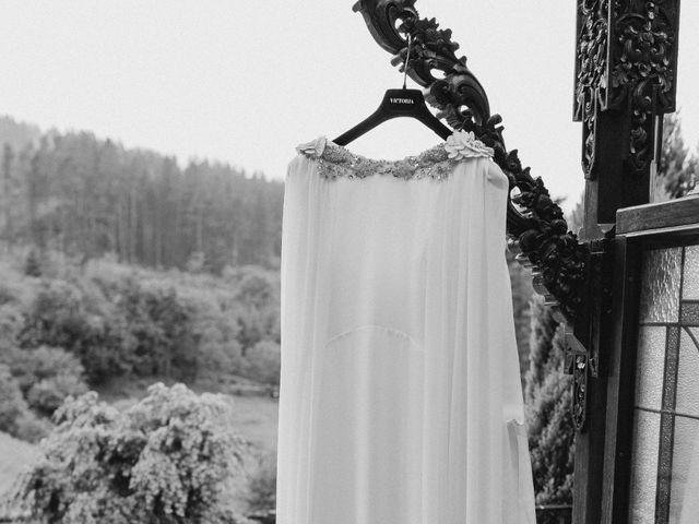 La boda de Ander y Ana en Zeanuri, Vizcaya 3