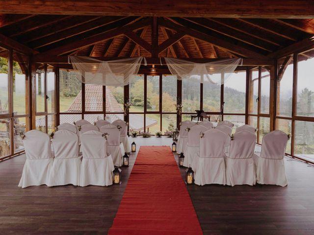 La boda de Ander y Ana en Zeanuri, Vizcaya 6
