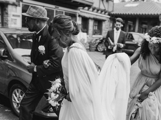 La boda de Ander y Ana en Zeanuri, Vizcaya 14