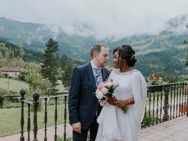 La boda de Ander y Ana en Zeanuri, Vizcaya 20