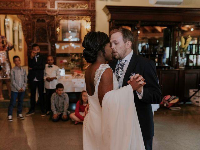 La boda de Ander y Ana en Zeanuri, Vizcaya 33