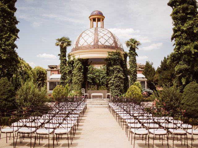 La boda de Lorena y Ricardo en Castillo De Viñuelas, Madrid 1