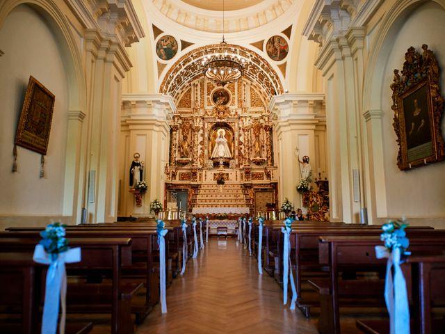 La boda de Irene y Francisco en Madrid, Madrid 26