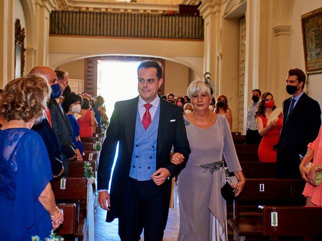 La boda de Irene y Francisco en Madrid, Madrid 28