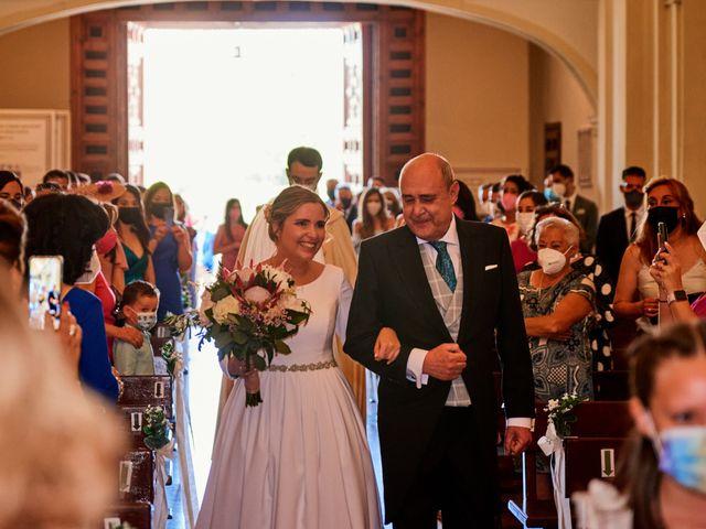 La boda de Irene y Francisco en Madrid, Madrid 32