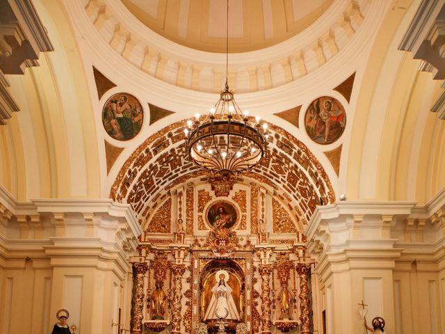 La boda de Irene y Francisco en Madrid, Madrid 33