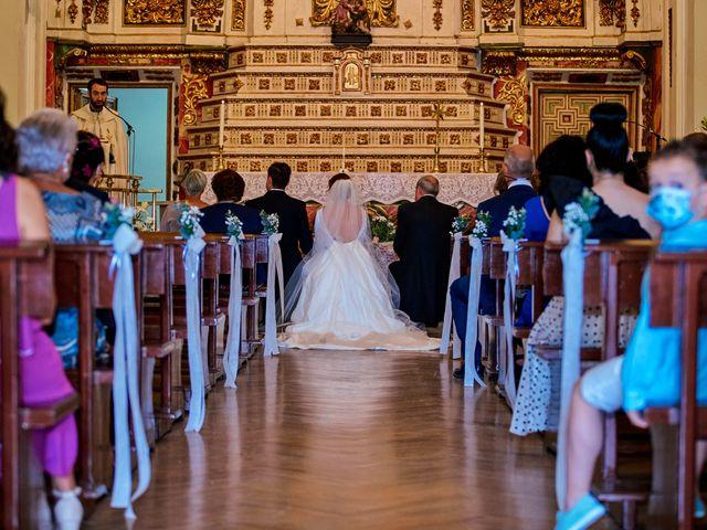 La boda de Irene y Francisco en Madrid, Madrid 34