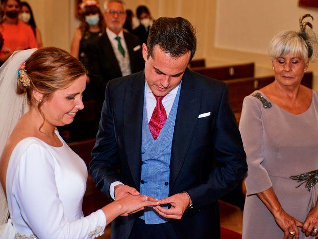 La boda de Irene y Francisco en Madrid, Madrid 35