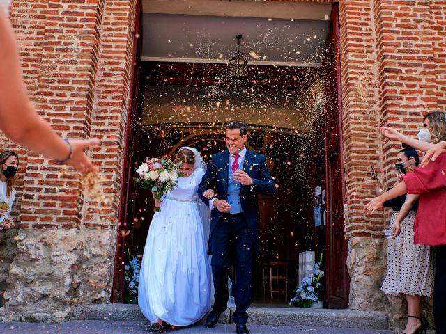 La boda de Irene y Francisco en Madrid, Madrid 37