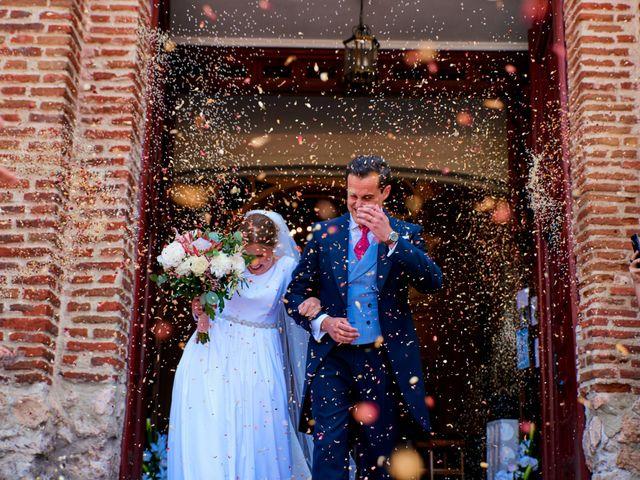La boda de Irene y Francisco en Madrid, Madrid 38