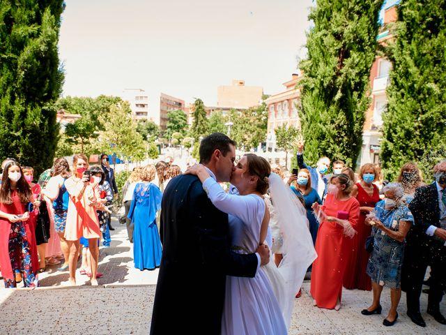 La boda de Irene y Francisco en Madrid, Madrid 41