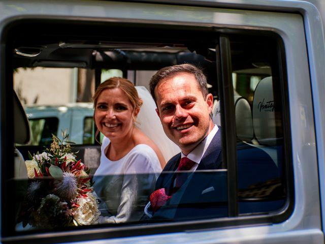 La boda de Irene y Francisco en Madrid, Madrid 47