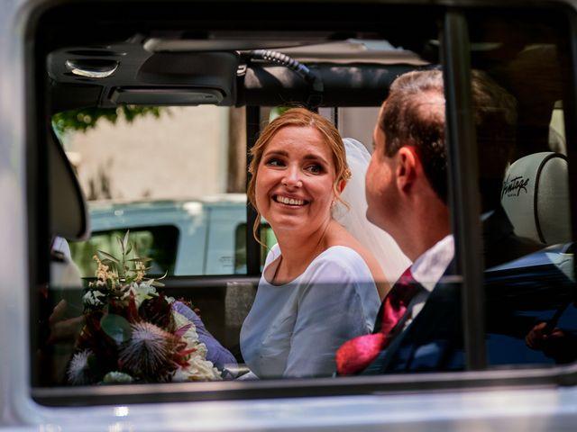 La boda de Irene y Francisco en Madrid, Madrid 2