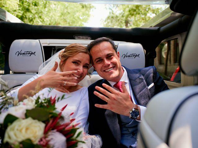 La boda de Irene y Francisco en Madrid, Madrid 48