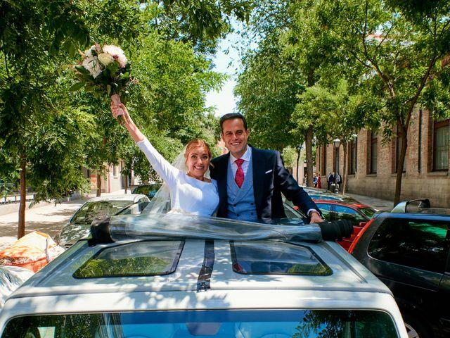 La boda de Irene y Francisco en Madrid, Madrid 49