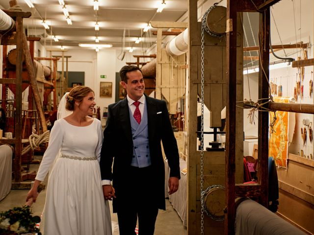 La boda de Irene y Francisco en Madrid, Madrid 55