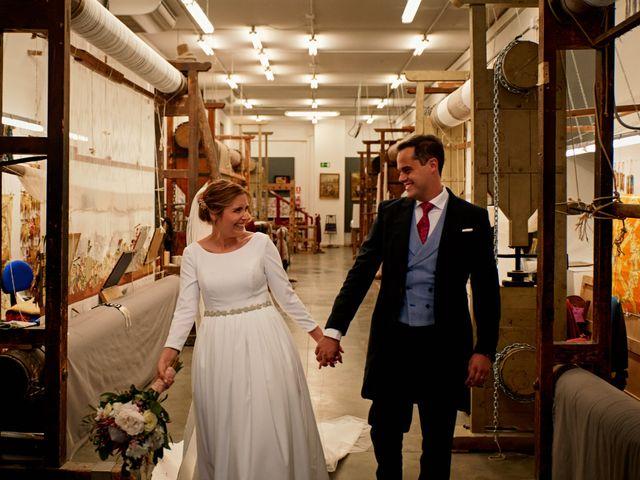 La boda de Irene y Francisco en Madrid, Madrid 3