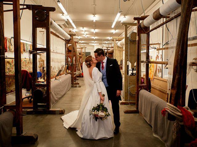 La boda de Irene y Francisco en Madrid, Madrid 56
