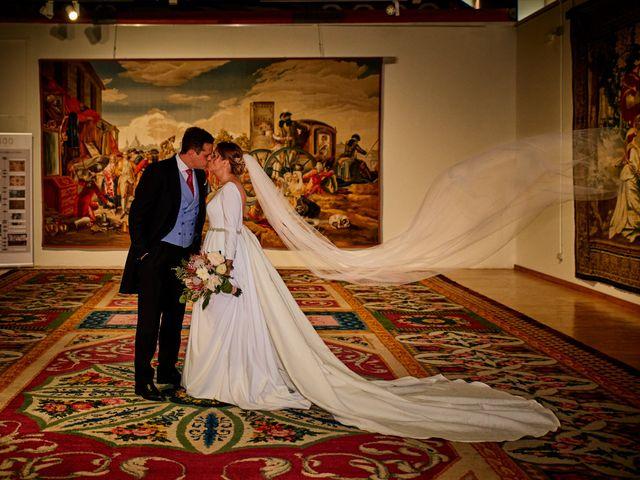 La boda de Francisco y Irene
