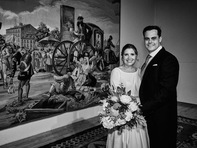 La boda de Irene y Francisco en Madrid, Madrid 61