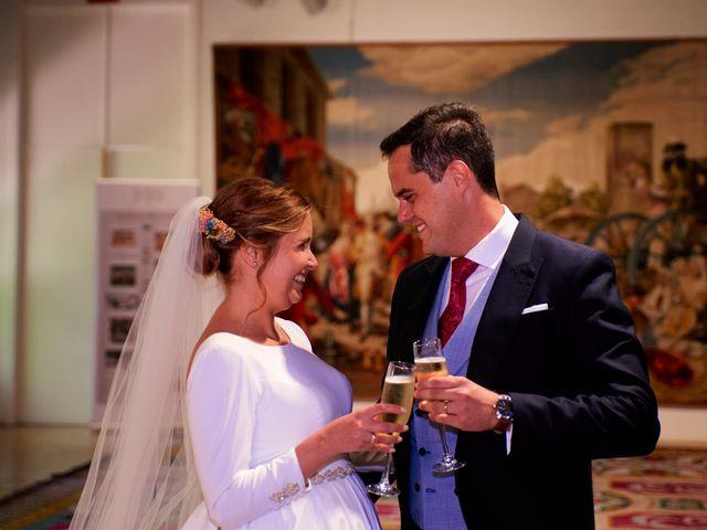 La boda de Irene y Francisco en Madrid, Madrid 62