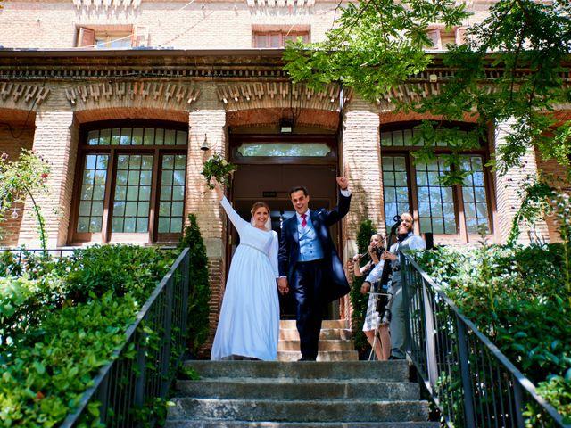 La boda de Irene y Francisco en Madrid, Madrid 67