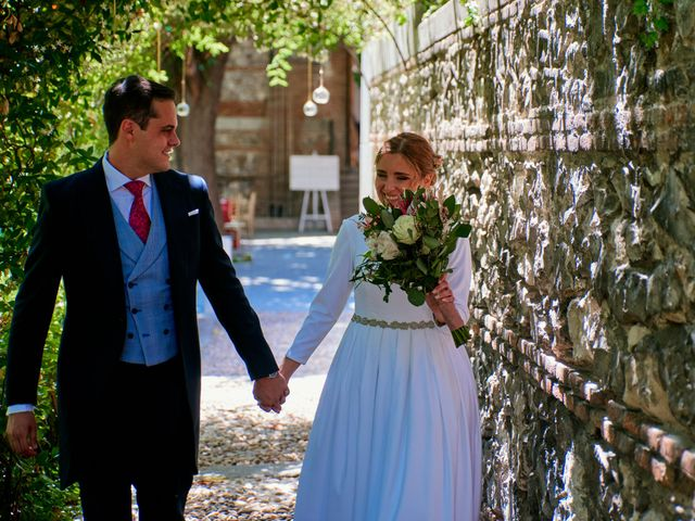 La boda de Irene y Francisco en Madrid, Madrid 69