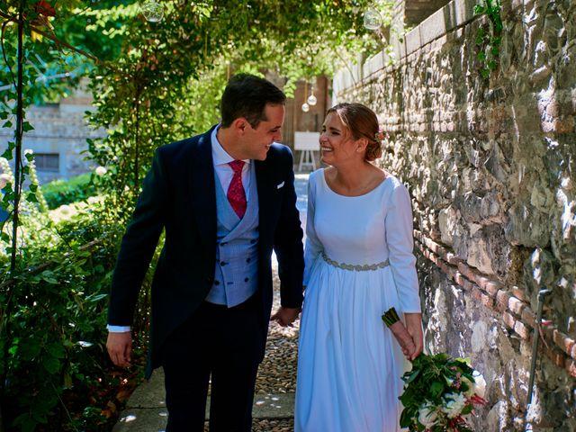 La boda de Irene y Francisco en Madrid, Madrid 70