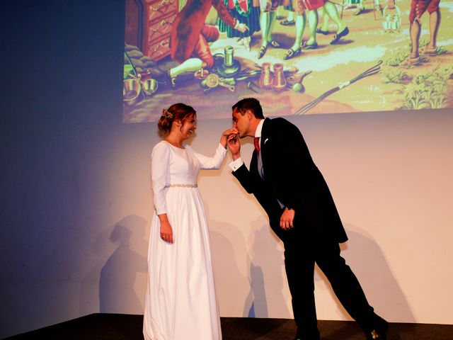 La boda de Irene y Francisco en Madrid, Madrid 74