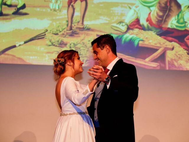 La boda de Irene y Francisco en Madrid, Madrid 75