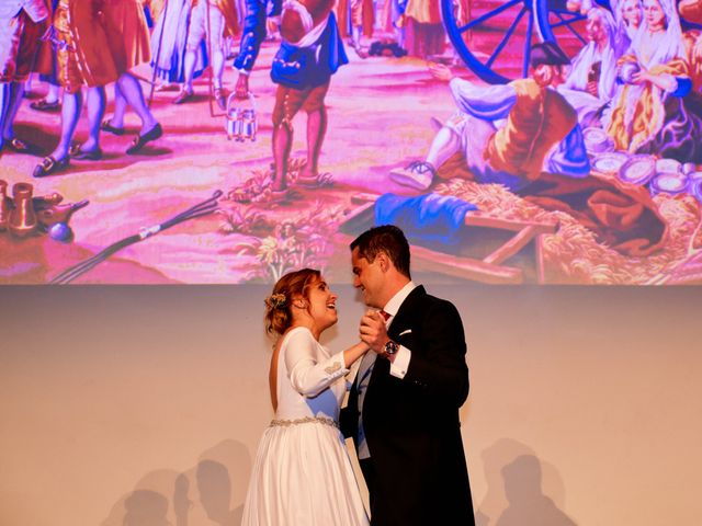 La boda de Irene y Francisco en Madrid, Madrid 78