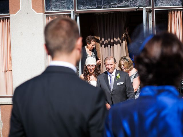 La boda de Fernando y Elena en Barco De Avila, Ávila 25