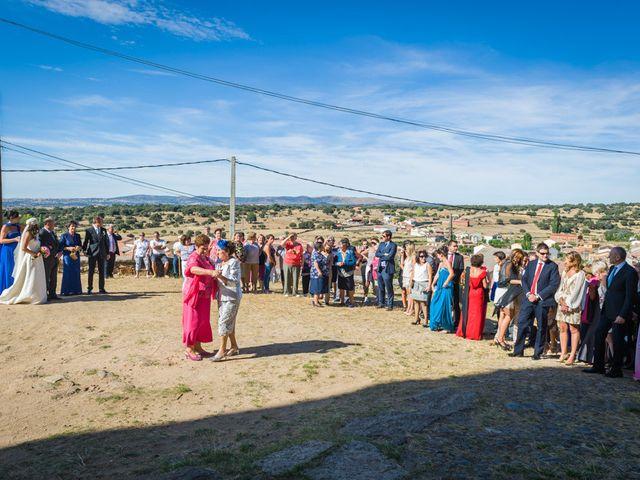 La boda de Fernando y Elena en Barco De Avila, Ávila 29